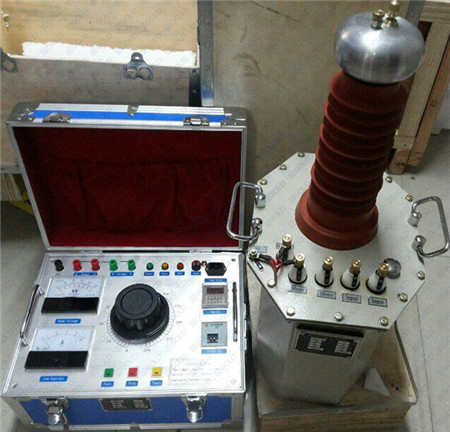 Ang GDJZ Series Oil Immersed Test Transformer AC DC Hipot Tester para sa Cable Withstand Voltage Testing