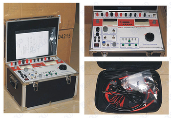 GDJB-III Single Phase Relay Protection Tester Nabenta sa Pilipinas