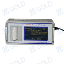 GDRZ-902 Transformer SFRA Sweep Frequency Response Response